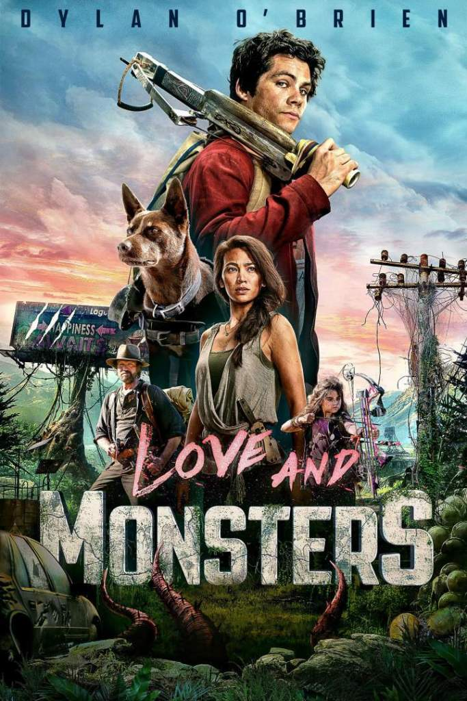 DOWNLOAD MOVIE: Love and Monsters (2020)