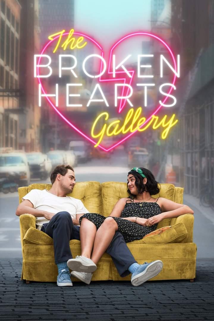 DOWNLOAD MOVIE: The Broken Hearts Gallery (2020)