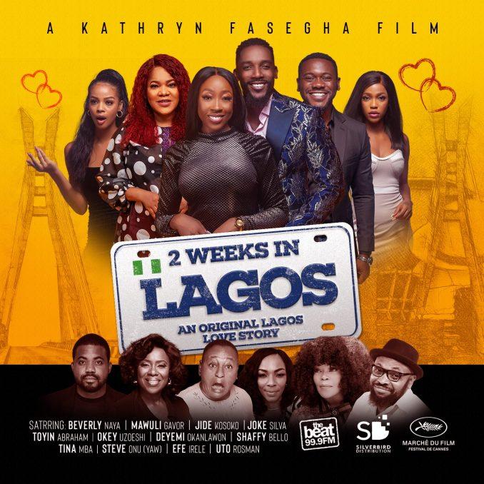 DOWNLOAD: 2 Weeks In Lagos MOVIE NOLLYWOOD