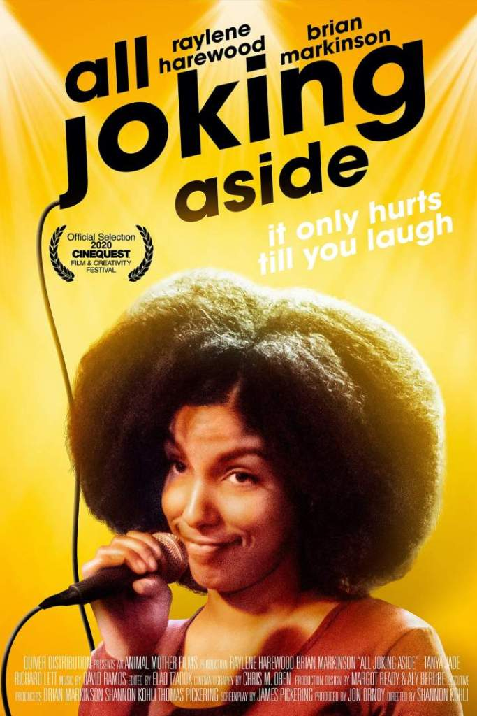 DOWNLOAD MOVIE: All Joking Aside (2020)