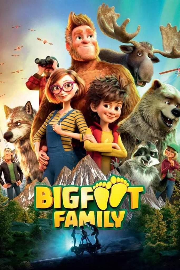 DOWNLOAD - Bigfoot Family (2020)
