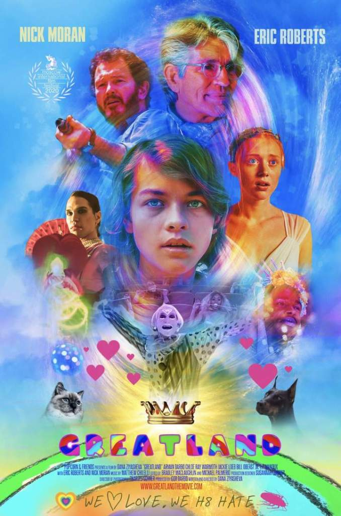 DOWNLOAD: Greatland (2020) MOVIE