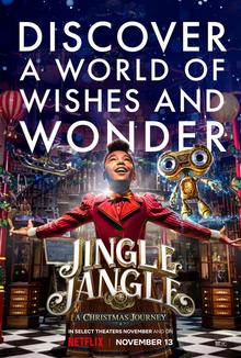 DOWNLOAD: Jingle Jangle: A Christmas Journey (2020) MOVIE