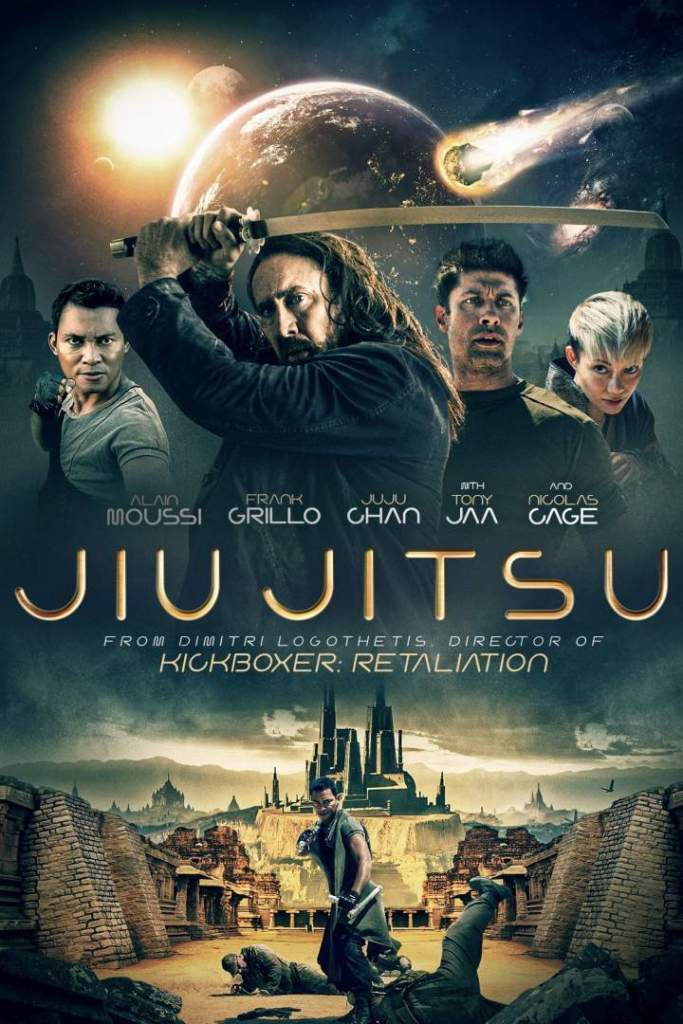 DOWNLOAD MOVIE: Jiu Jitsu (2020)