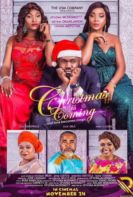 DOWNLOAD MOVIE: Christmas Is Coming
