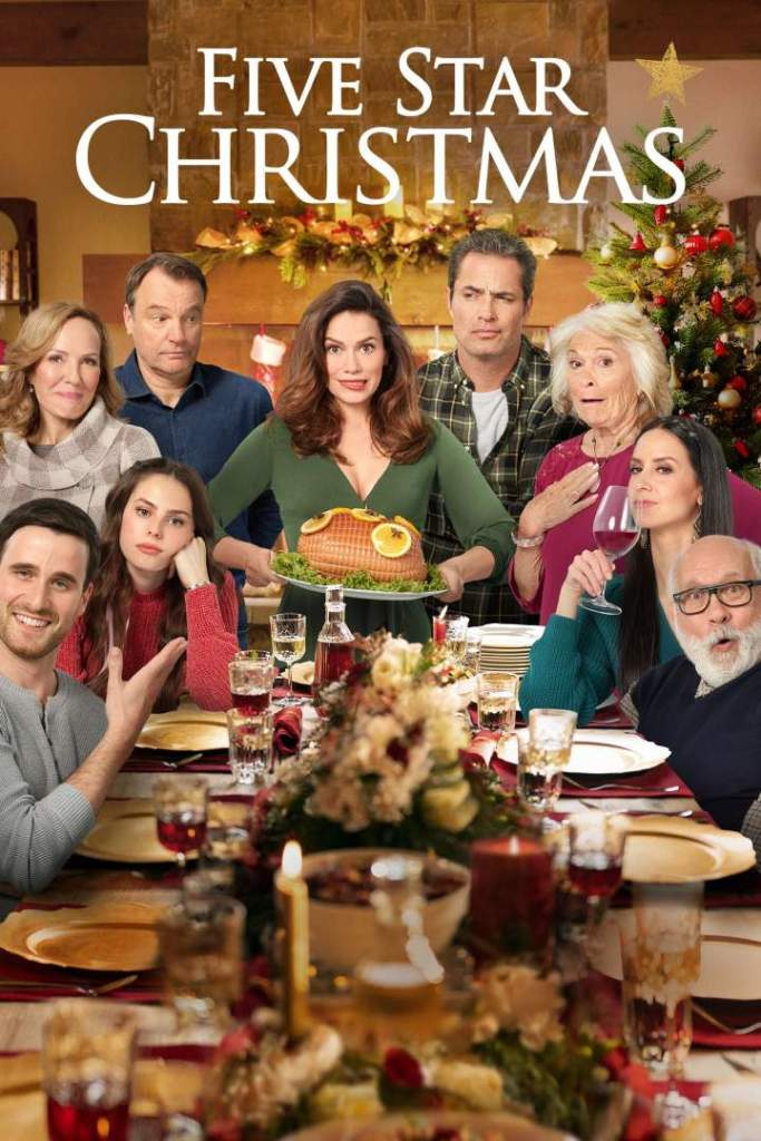 DOWNLOAD MOVIE: Five Star Christmas (2020)