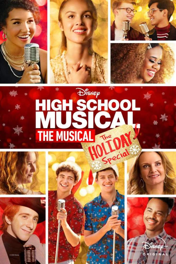 DOWNLOAD MOVIE: High School Musical: The Musical: The Holiday Special (2020)