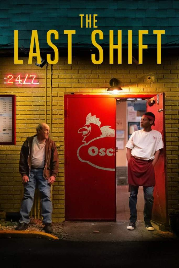 DOWNLOAD MOVIE: The Last Shift (2020)