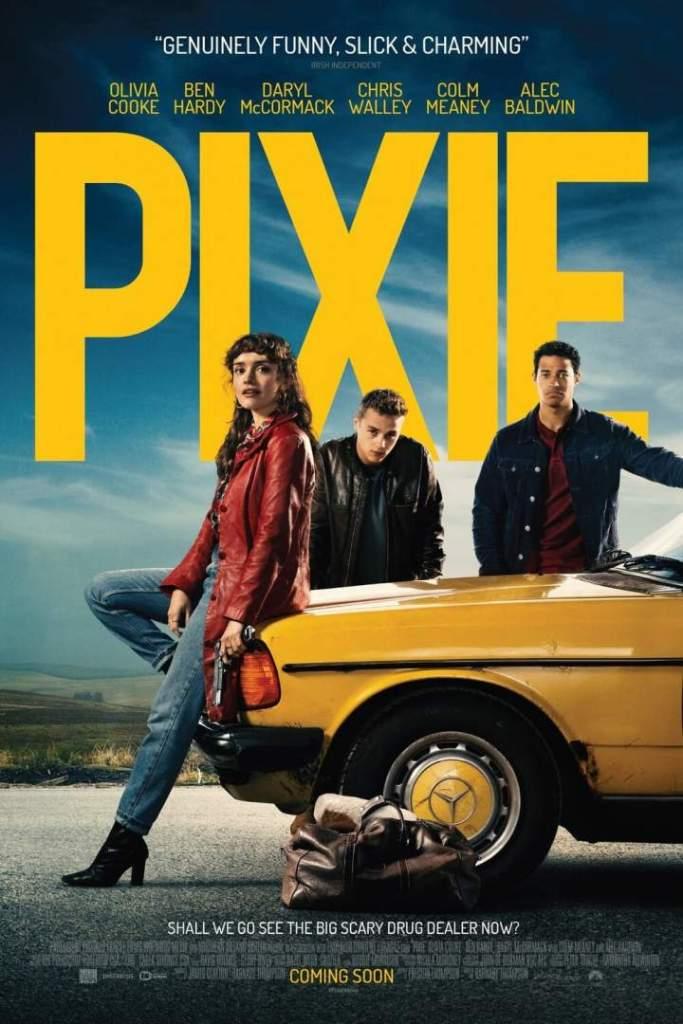 DOWNLOAD MOVIE: Pixie (2020)