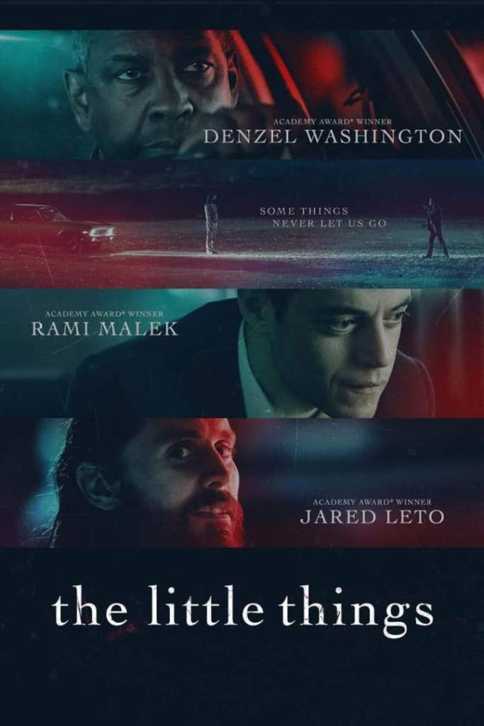 DOWNLOAD MOVIE: The Little Things (2021)