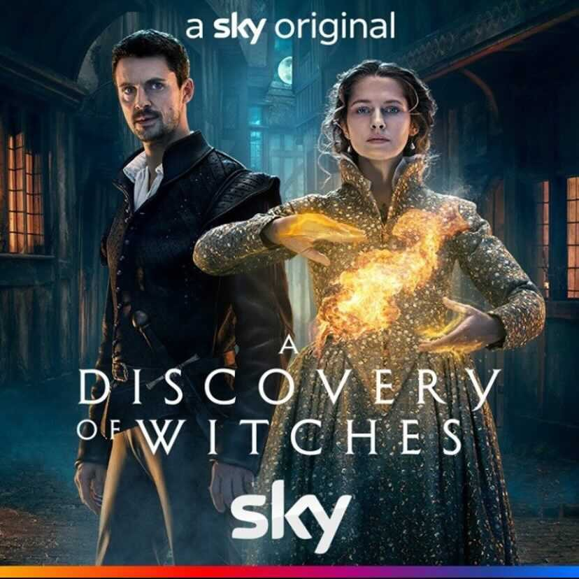DOWNLOAD MOVIE: A Discovery of Witches 2