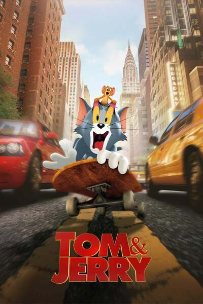 DOWNLOAD MOVIE: Tom and Jerry (2021)