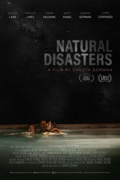 DOWNLOAD MOVIE: Natural Disasters (2020)