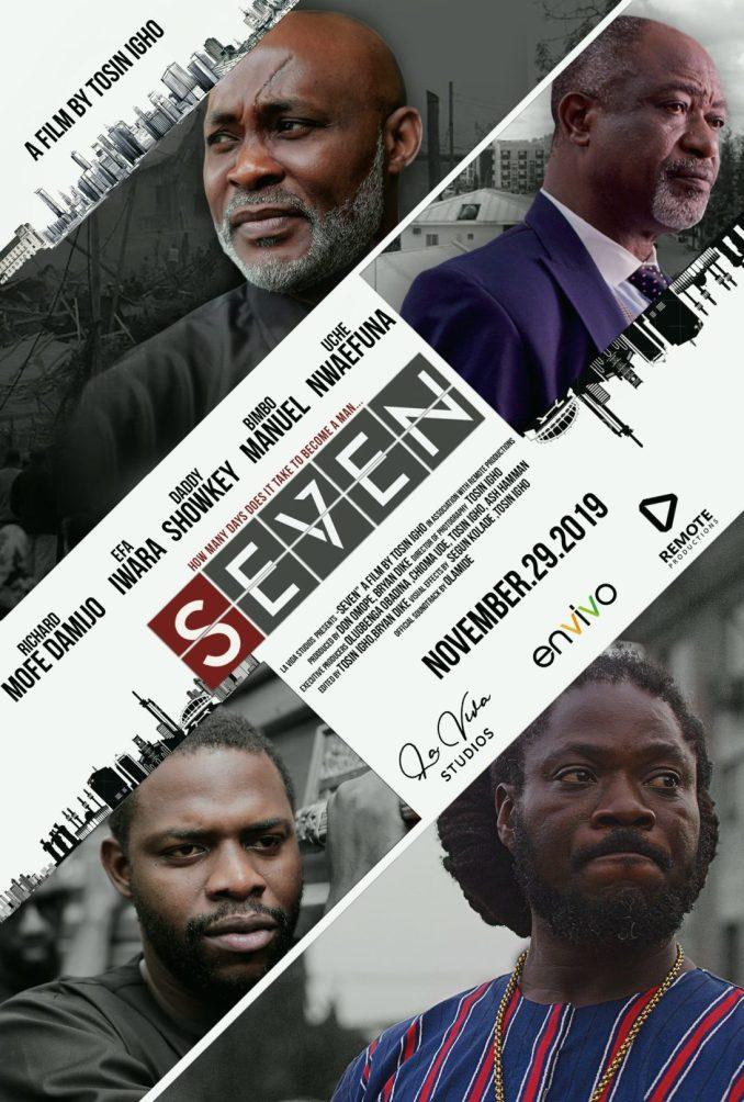 DOWNLOAD MOVIE: Seven – Nollywood