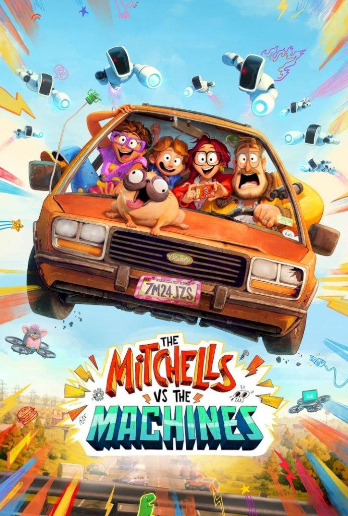 DOWNLOAD MOVIE: The Mitchells vs the Machines (2021)