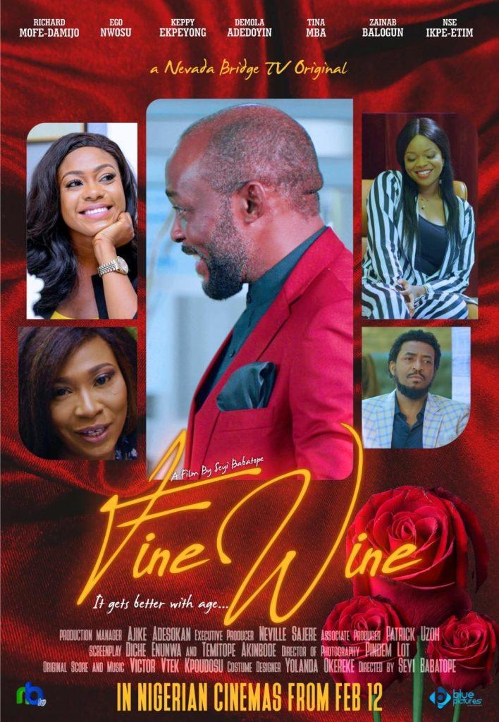 DOWNLOAD MOVIE: Fine Wine – Nollywood