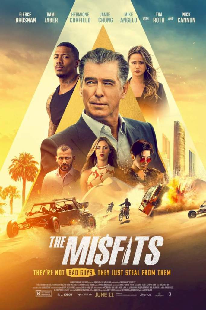 DOWNLOAD MOVIE: The Misfits (2021)