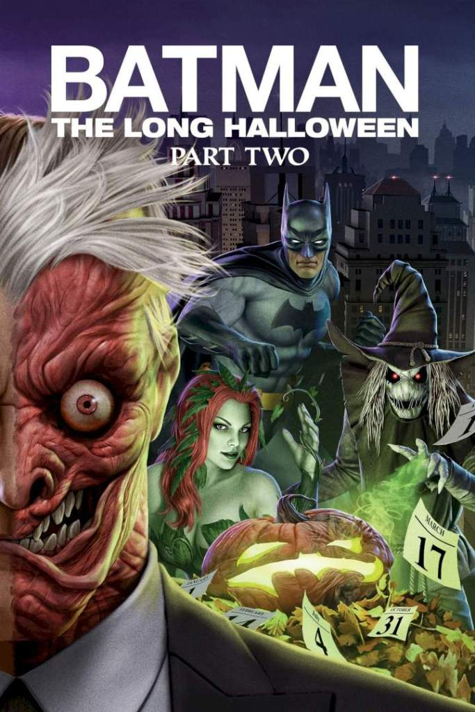 DOWNLOAD MOVIE: Batman - The Long Halloween, Part Two