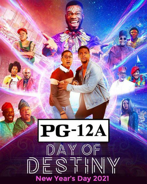 DOWNLOAD MOVIE: Day Of Destiny