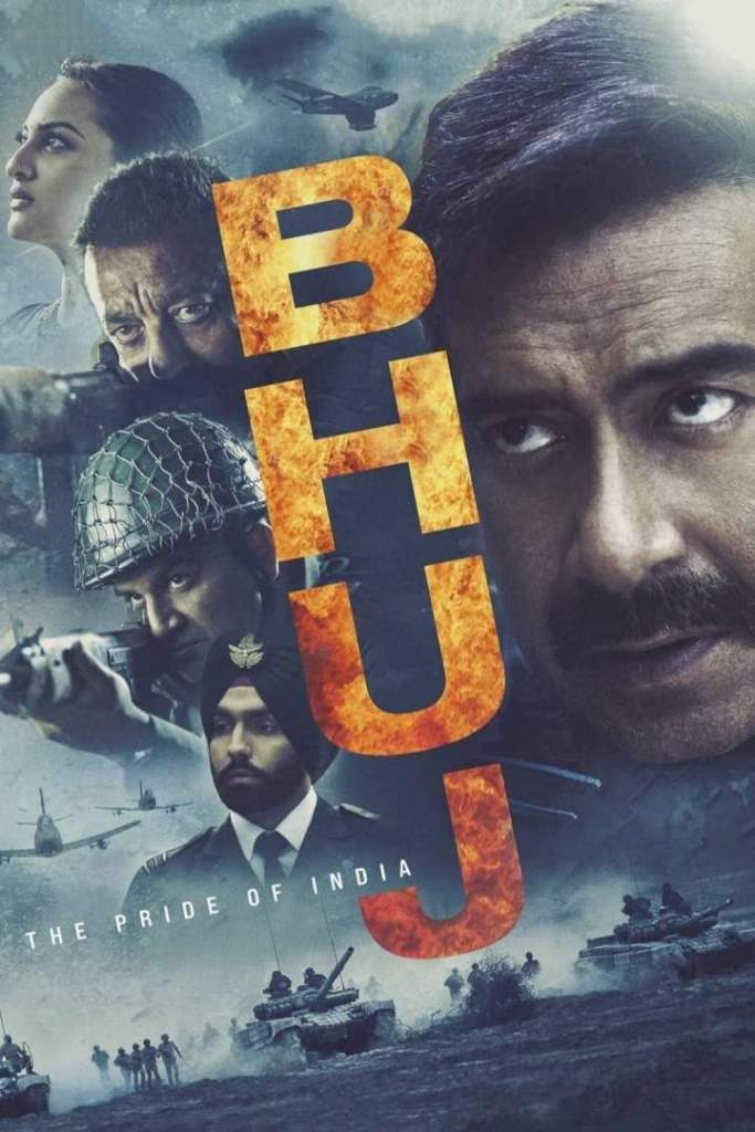 DOWNLOAD MOVIE: Bhuj: The Pride of India