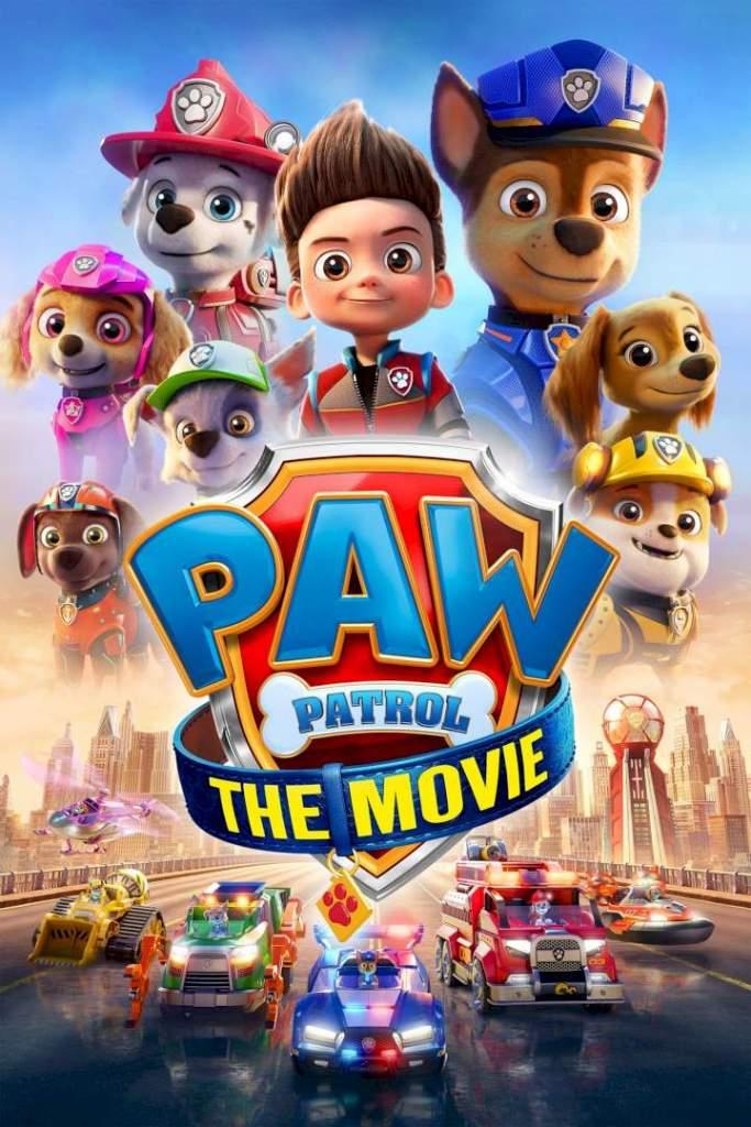 DOWNLOAD MOVIE: PAW Patrol: The Movie