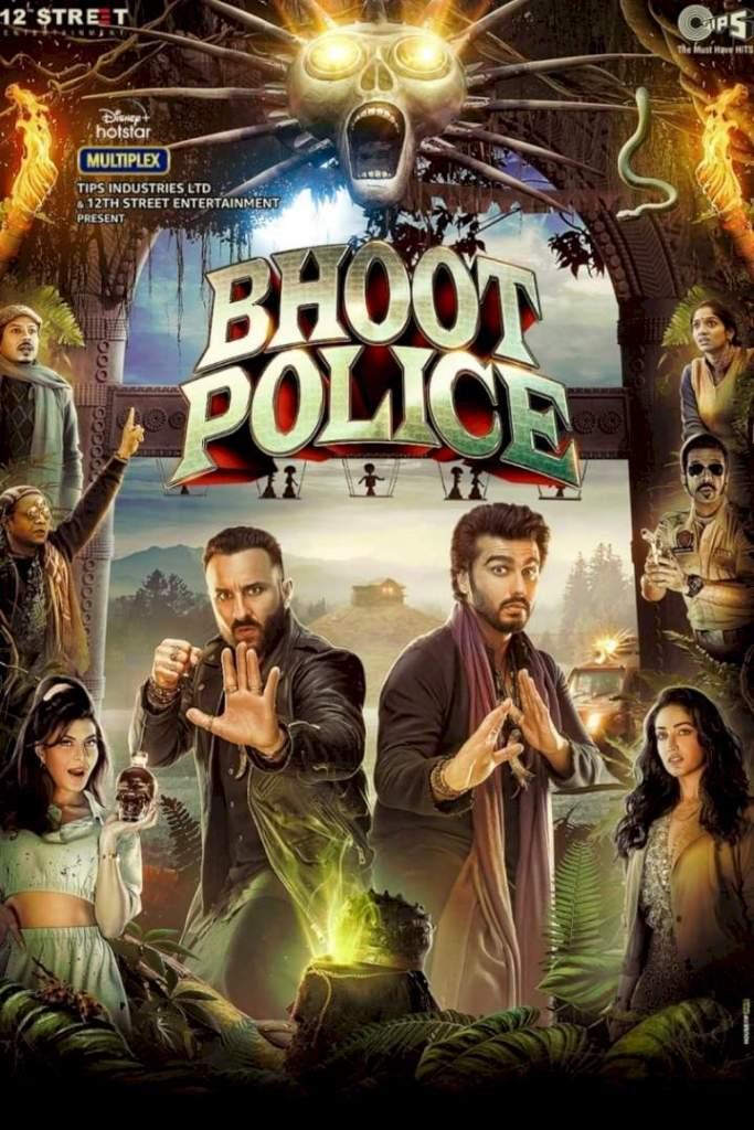 DOWNLOAD MOVIE: Bhoot Police