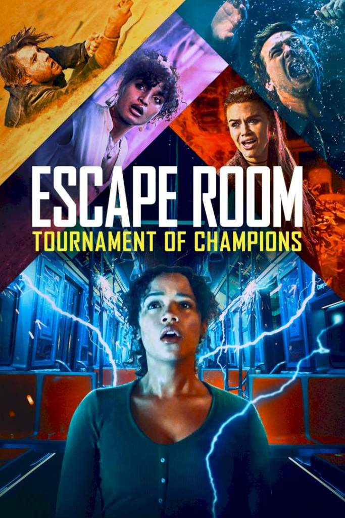 DOWNLOAD MOVIE: Escape Room - Tournament of Champions