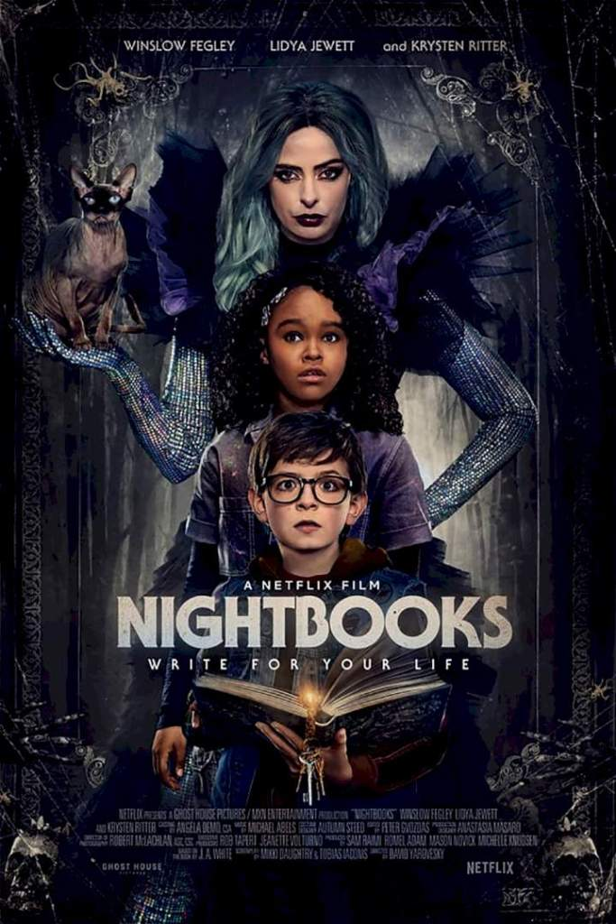 DOWNLOAD MOVIE: Nightbooks
