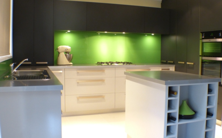 Contemporary Kitchen Unit Doors
