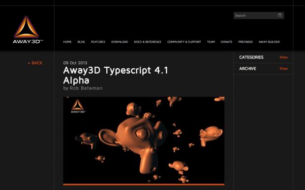 Away3D