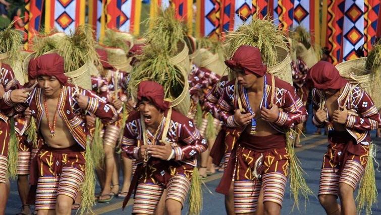 Bali Rice Harvest Festival