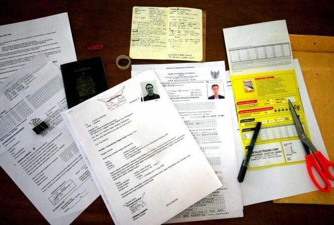 bali visa options checklist