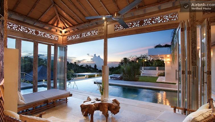 Casaviva bali ocean front villa