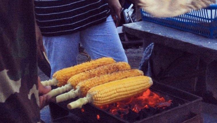 Corn-Stall