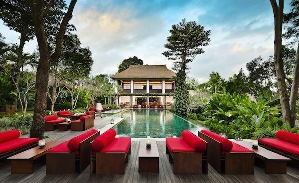 Uma pool ubud boutique hotel