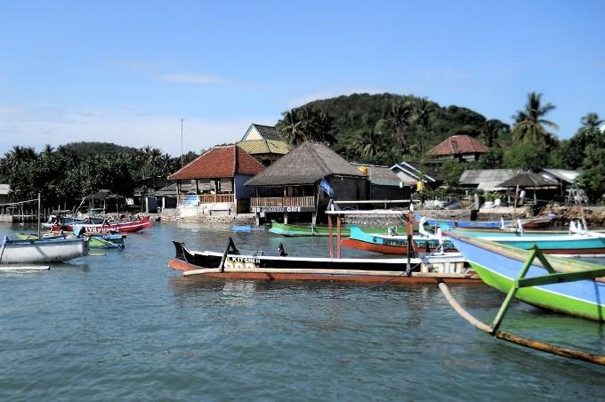 port-in-Gerupuk