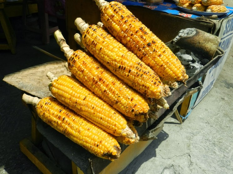 Jagung Bakar via The Cooking Alien