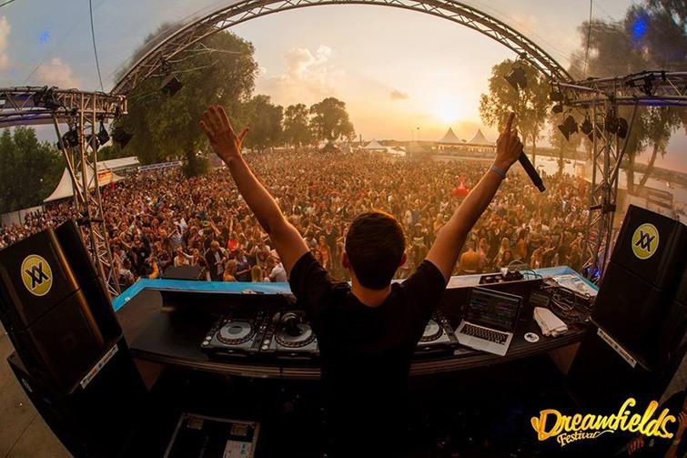DJ Set via Dreamfields Festival
