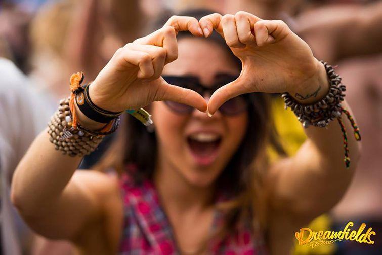 Festival-goer via Dreamfields Festival