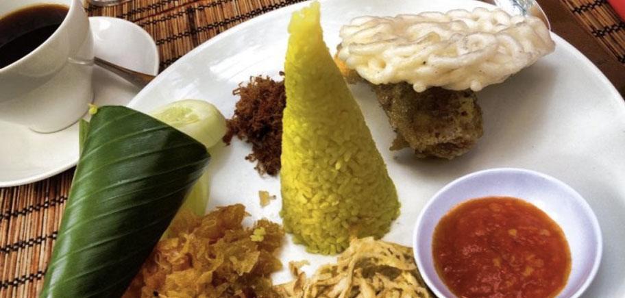 Indonesian Food Breakfast Til Midnight Snack