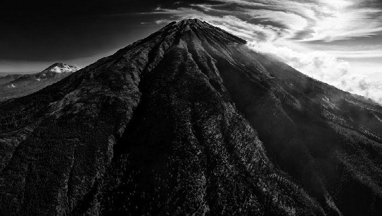 Mt. Sumbing, Central Java