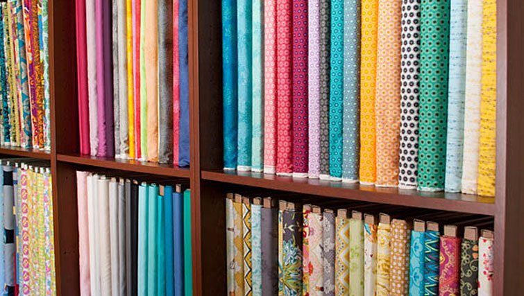 Alta Moda textile shop in Kuta