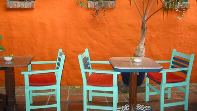 TJ's Mexican restaurant in Kuta