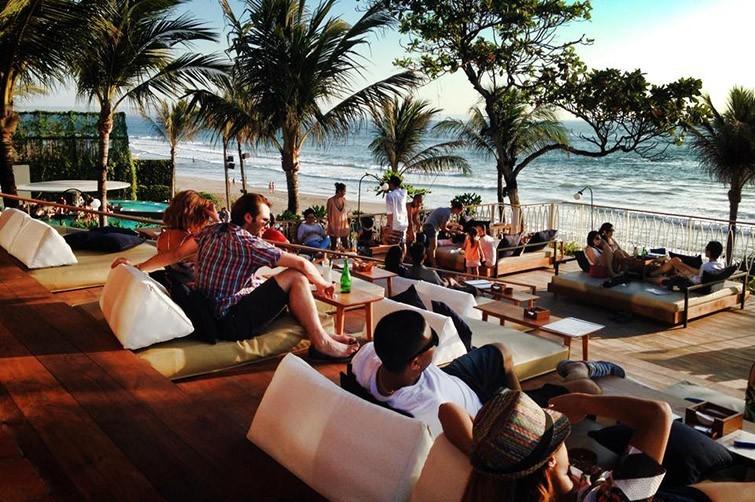 Potato Head Beach Club, Bali.