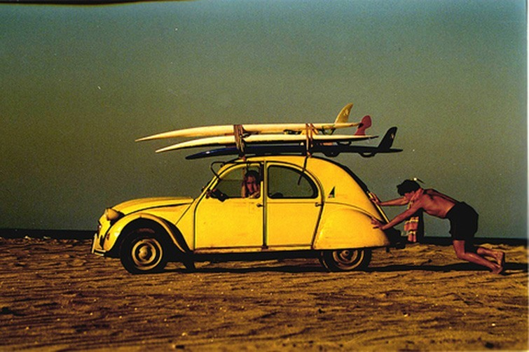Surf, sun, sea, serenity, surf...and chase the endless summer!