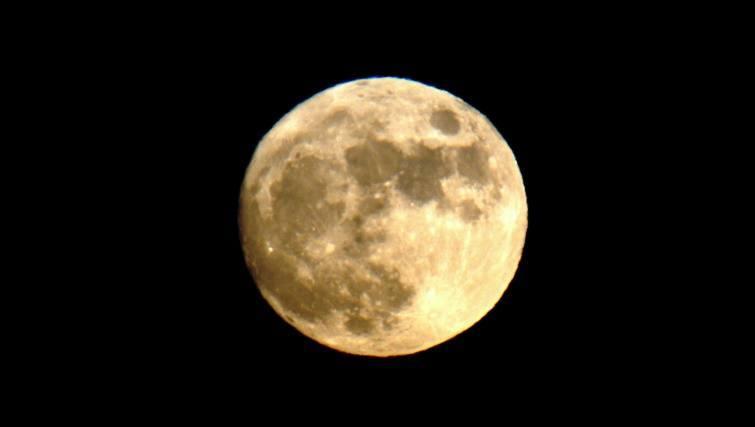 Full Moon. Photo by rawdonfox