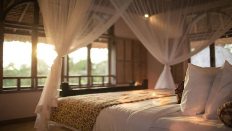 Hacienda means home, their rooms are filled beautifully with natural light