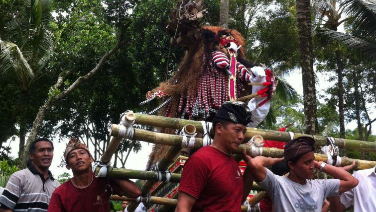 Ogoh-Ogoh Parade
