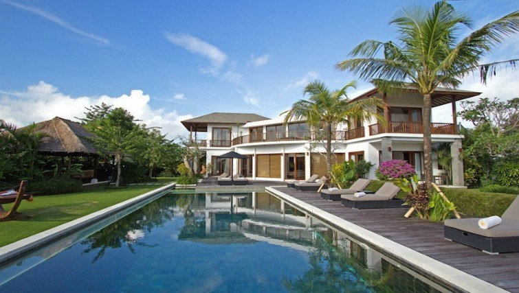 Stylish and modern villa in Jimbaran