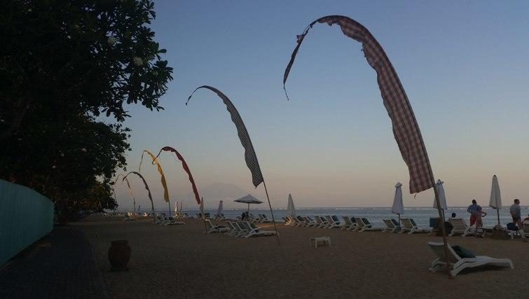 Beach Bali Hyatt Hotel